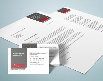 Corporate Design : Print media